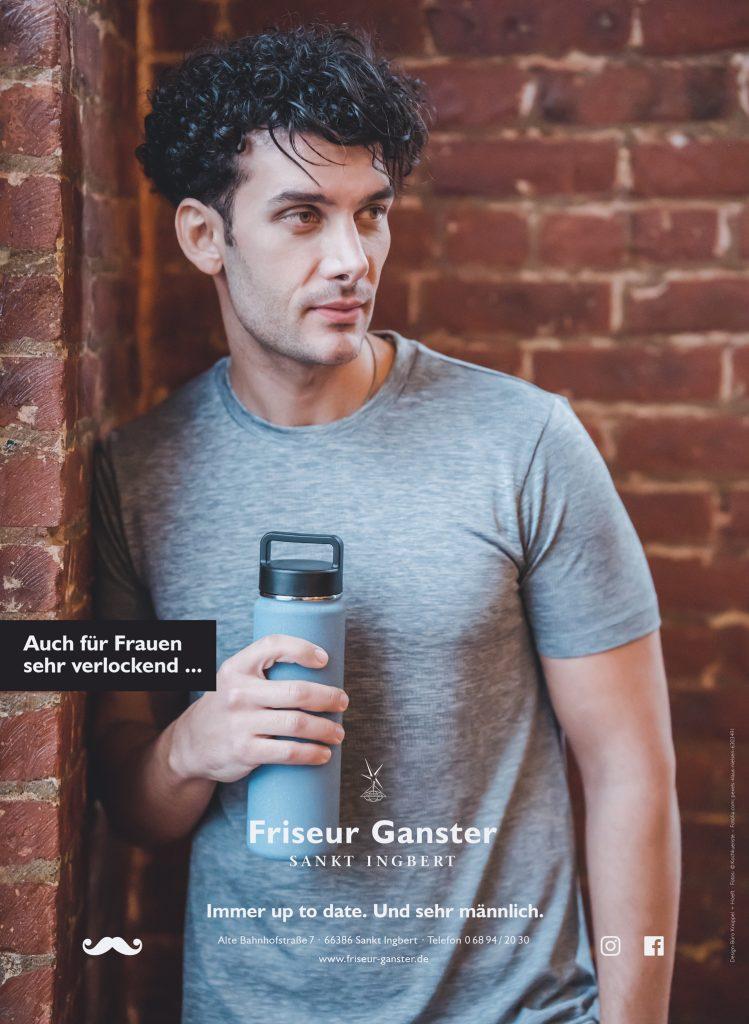 Locken & Wellen - Friseur Ganster